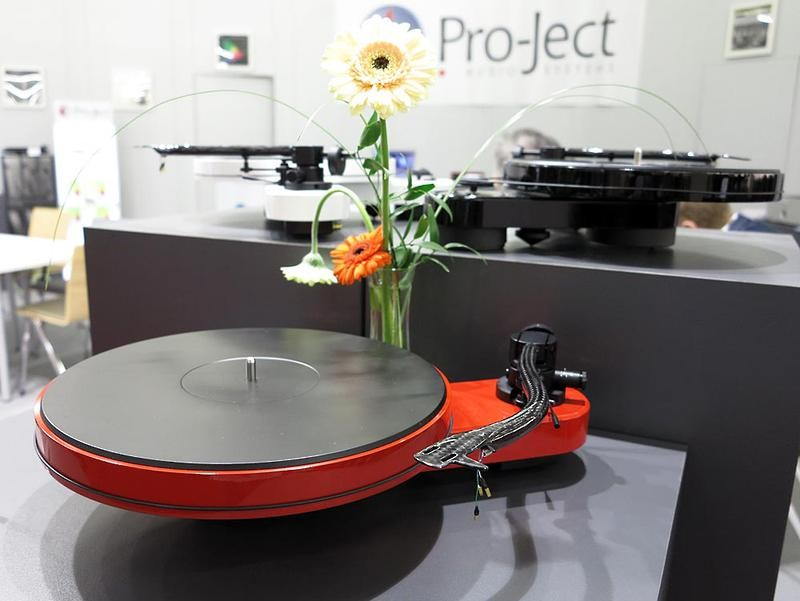 PRO-JECT RPM 3 CARBON - 2MRED