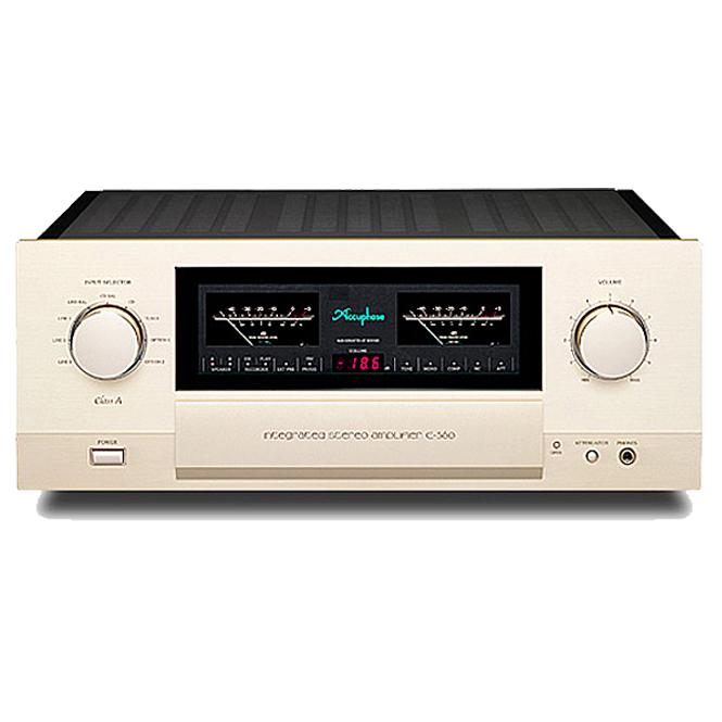 Accuphase E-560 Amply nghe nhạc cao cấp có giá bán rẻ nhất ...