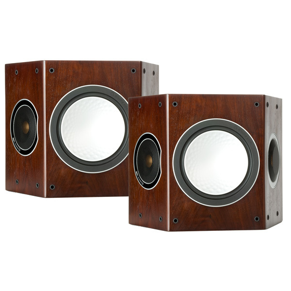 Monitor Sliver FX Walnut