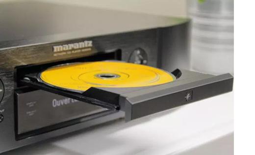Marantz ND8006: Không chỉ là đầu phát đĩa CD