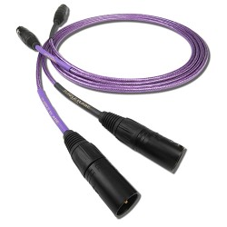 Nordost Purple Flare Analog Interconnects XLR